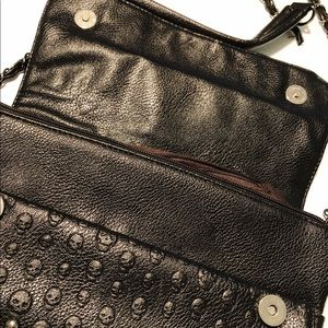 Bags - Skull and Stud Purse